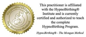 This practitioner is currently certified to teach HypnoBirthing-The Mongan Method