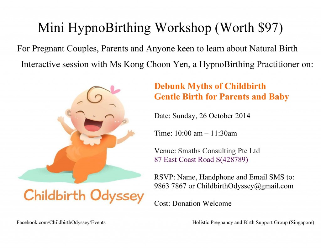 Mini HypnoBirthing Workshop 26OCT14 JPG