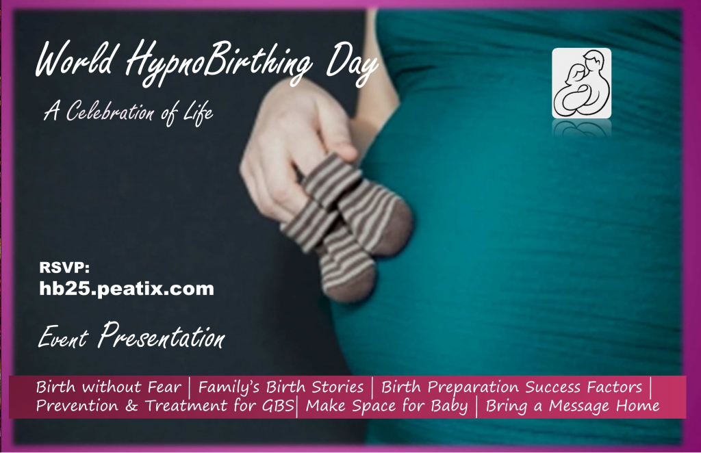 Singapore World HypnoBirthing Day 2015