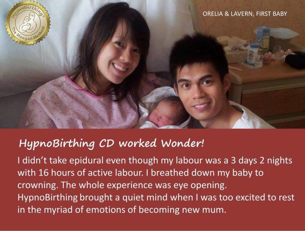 Orelia 3D2N First Drug-Free Birth