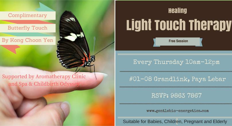 Butterfly Touch Massage Offers by Kong Choon Yen