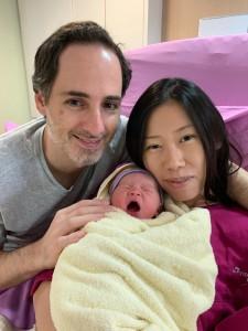 Wendy's First Birth